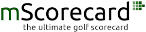 mScorecard - Mobile Golf Scorecard, Statistics and GPS Software